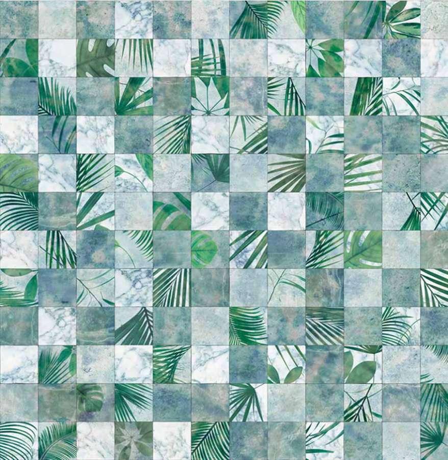 Il disegno Tropical Tiles