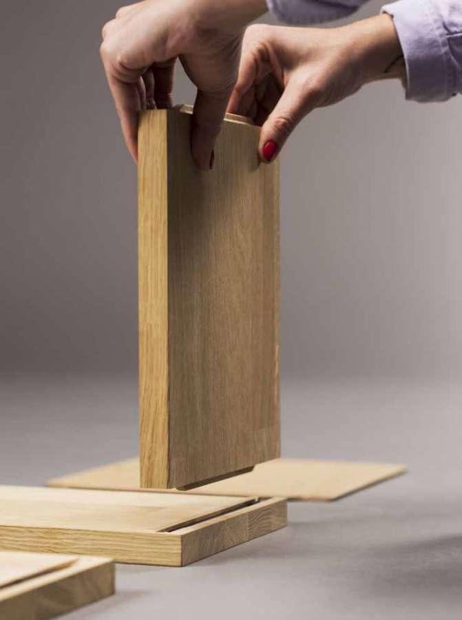 Threespine® di Välinge: l'innovativa tecnologia di assemblaggio con un click 0