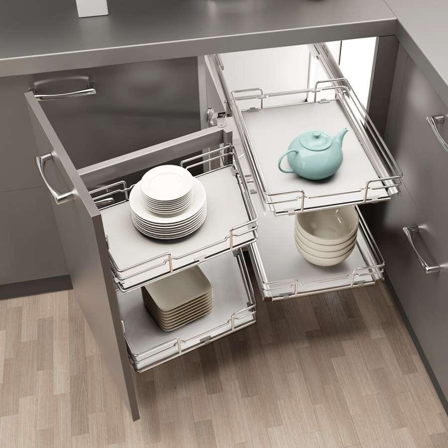 Compagnucci: soluzioni innovative per razionalizzare gli spazi interni 1