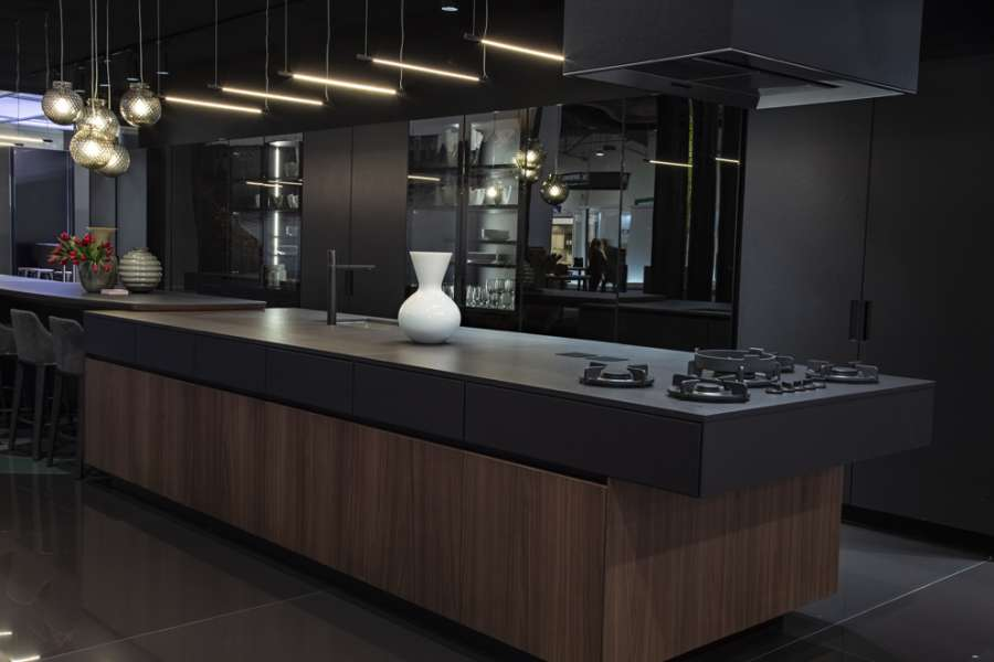 From Poliform and Dekton® by Cosentino a new concept of personalized kitchen 1