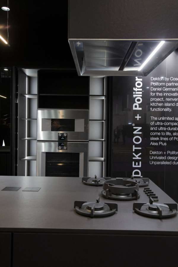 From Poliform and Dekton® by Cosentino a new concept of personalized kitchen 2