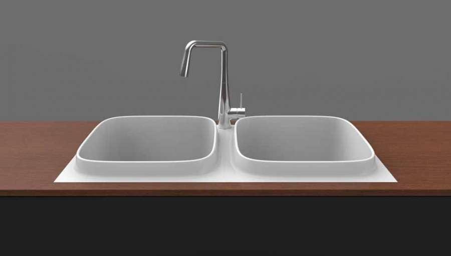 Il lavello da cucina Up di Scarabeo si aggiudica l'iF DESIGN AWARD 2019 0