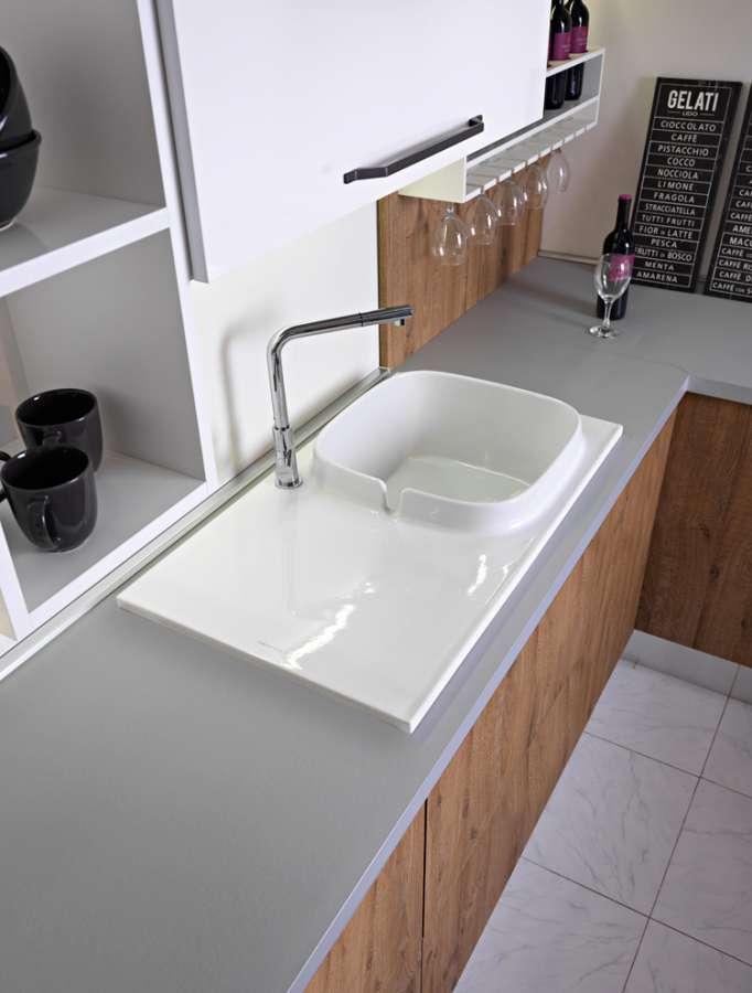 Il lavello da cucina Up di Scarabeo si aggiudica l'iF DESIGN AWARD 2019 1