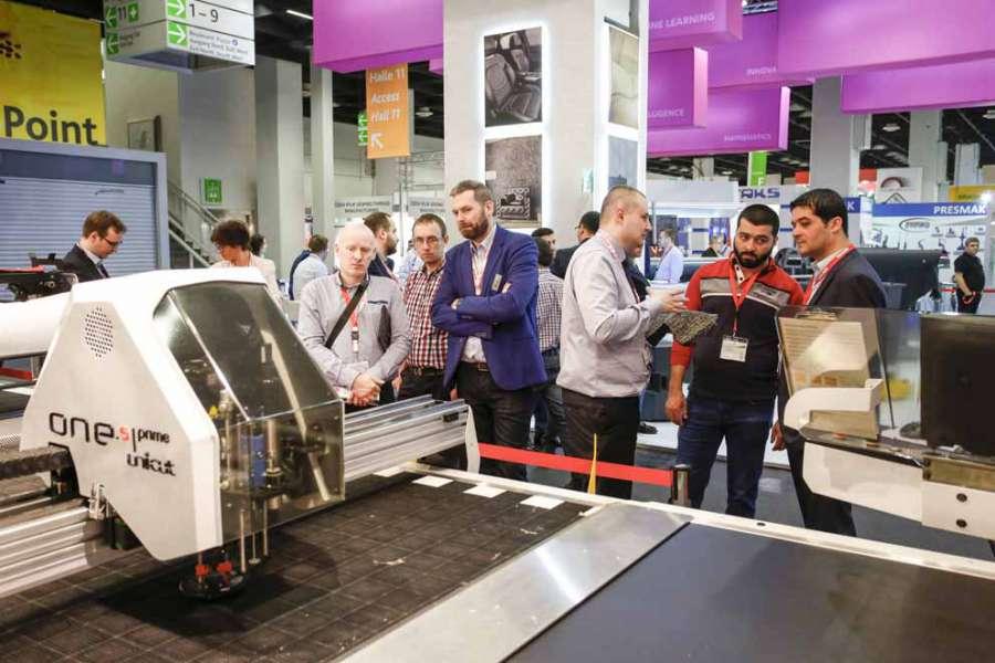 Il futuro di tecnologie, materiali e design si scopre a interzum Colonia 3