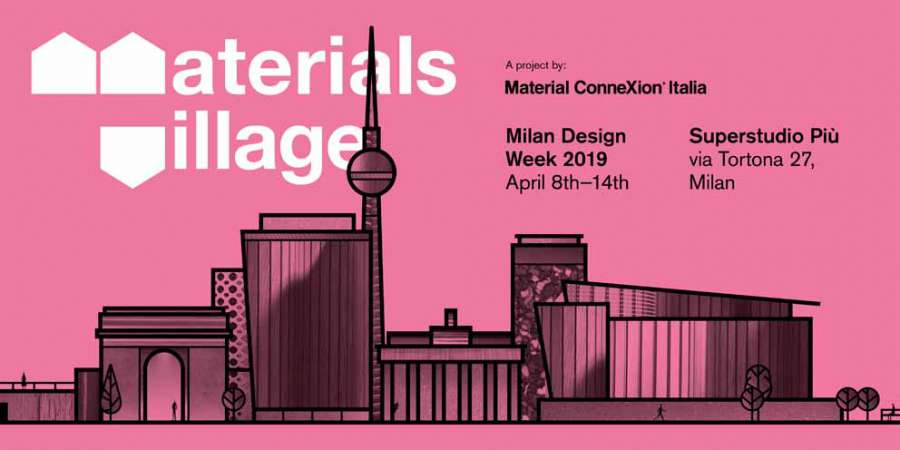 Materials Village 2019: materiales innovadores y eficientes 0