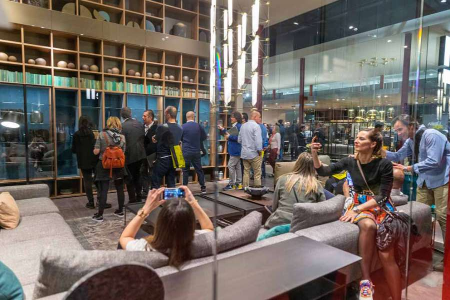 Salone del Mobile.Milano 2019: in crescita visitatori e business 1