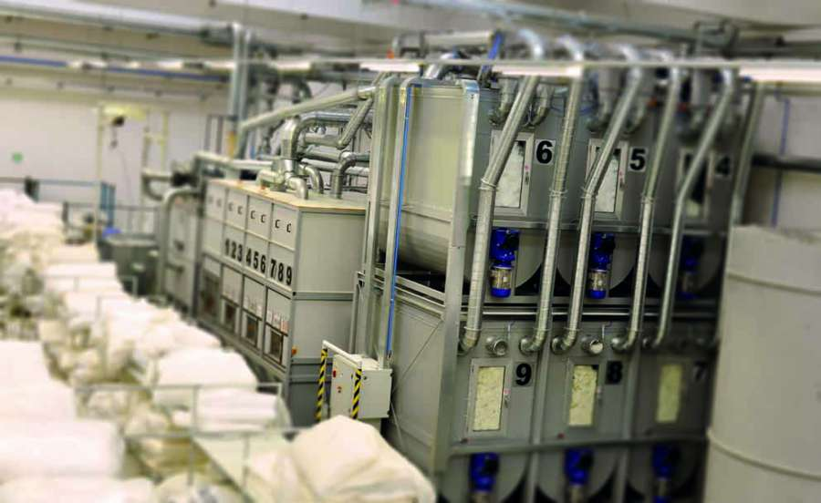Elcam: una vasta produzione di cuscini di elevata qualità 1