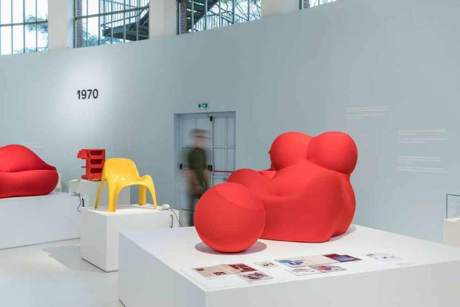 Inauguration of the Museum of Italian Design at the Triennale di Milano  1