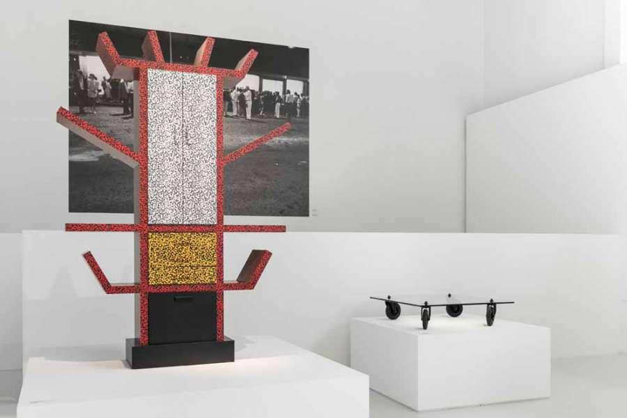 Inauguration of the Museum of Italian Design at the Triennale di Milano  2