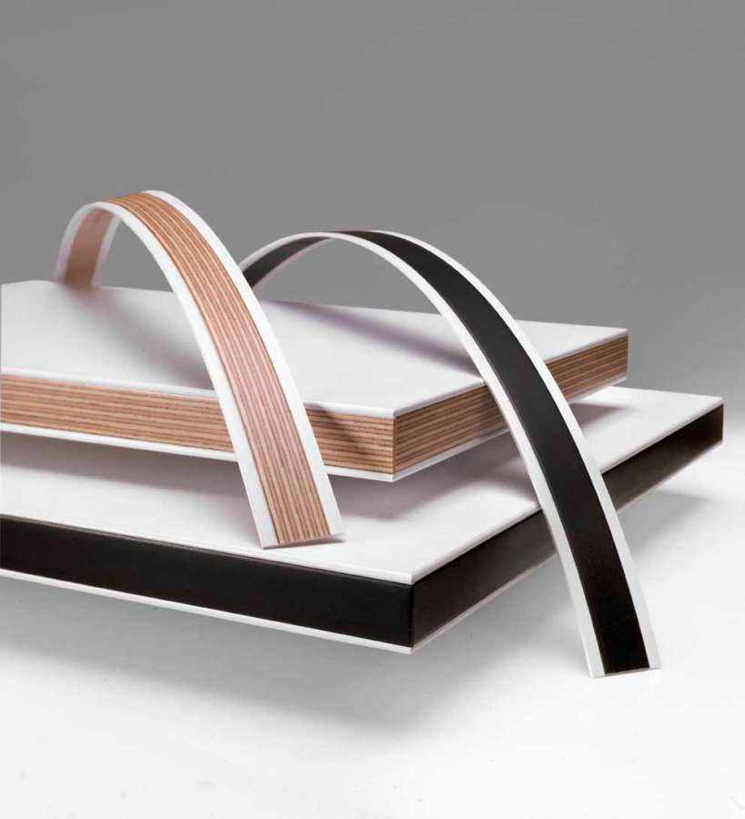 I nuovi decori dei bordi Compact-Style di Ostermann