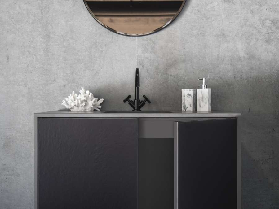 The ultra-compact Dekton® surface proposed in the new Slim format 0