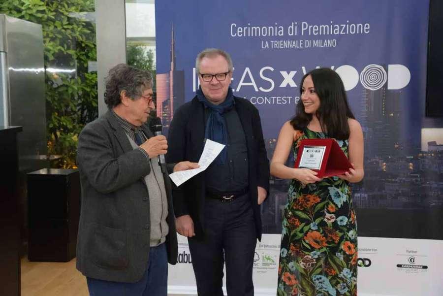 3¯ Classificato Professionisti Maria Gelvi e Rosalba di Maio