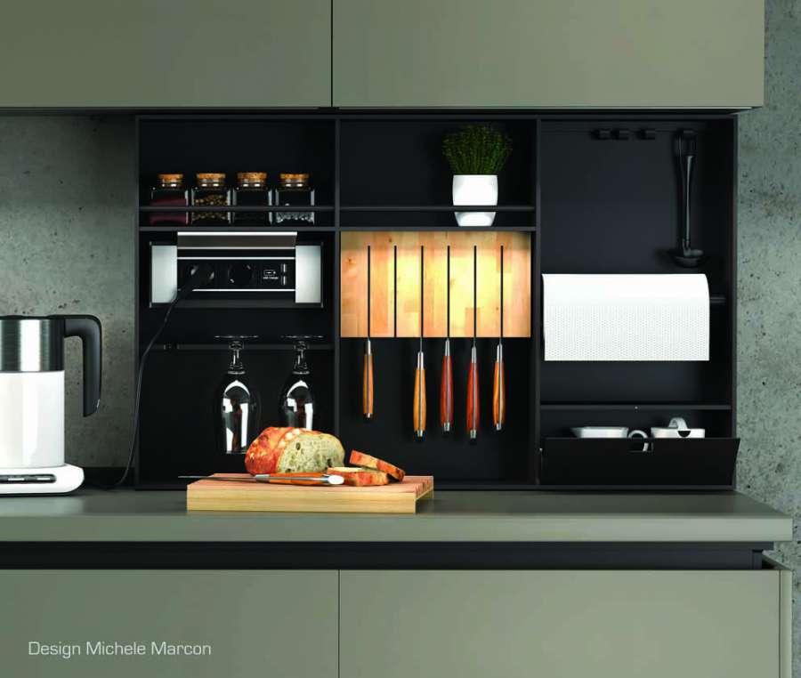 Modus di Ossicolor, design Michele Marcon