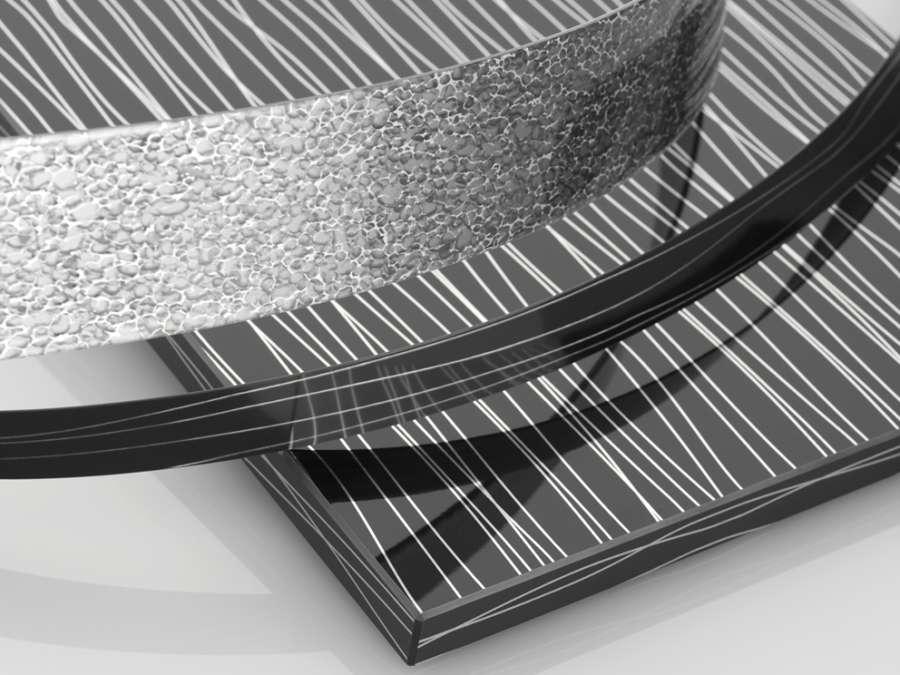 Raukantex di Rehau 3-D Optik