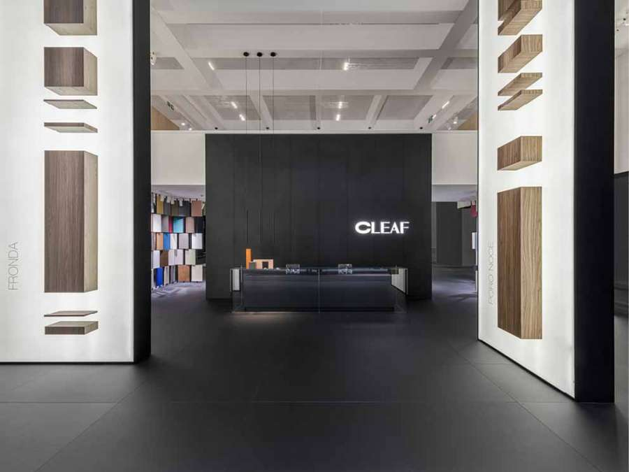 Cleaf presenta C-HOUSE: pannelli nobilitati, laminati e bordi in ABS 0