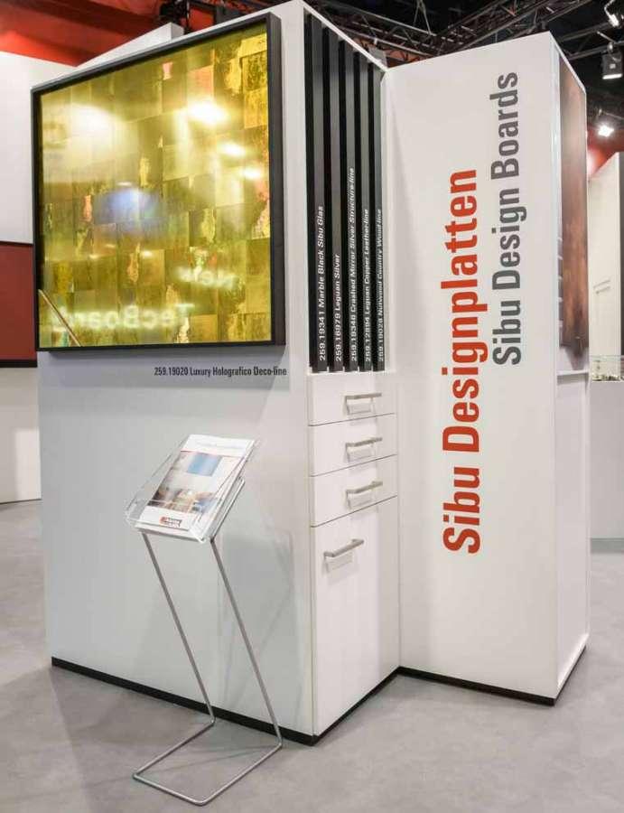 Ostermann a Sicam 2019: nuovi bordi, nuove superfici e nuovo catalogo 0