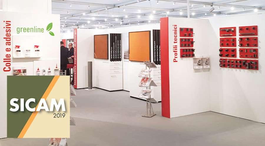 Ostermann a Sicam 2019: nuovi bordi, nuove superfici e nuovo catalogo 1