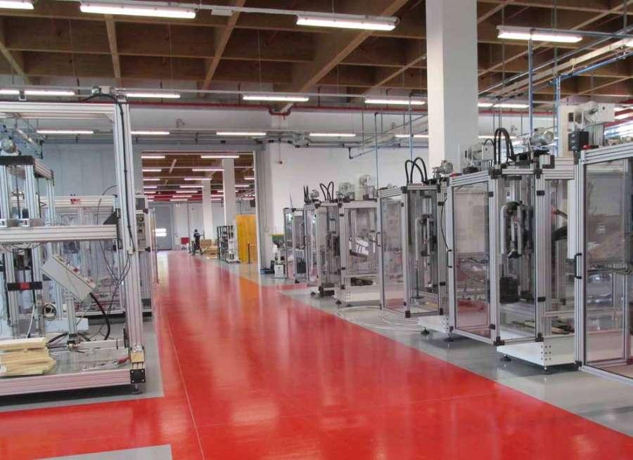 Inaugurato il nuovo laboratorio mobili di Catas 0
