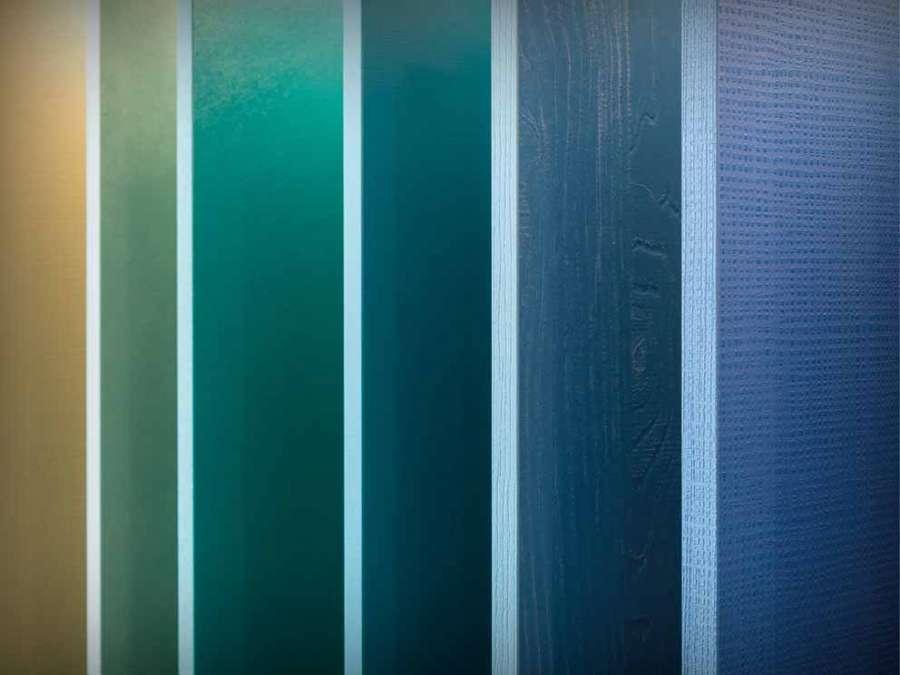 La collezione Solid Colours e la nuova versione sincronizzata della finitura Bruciato di Cleaf 0