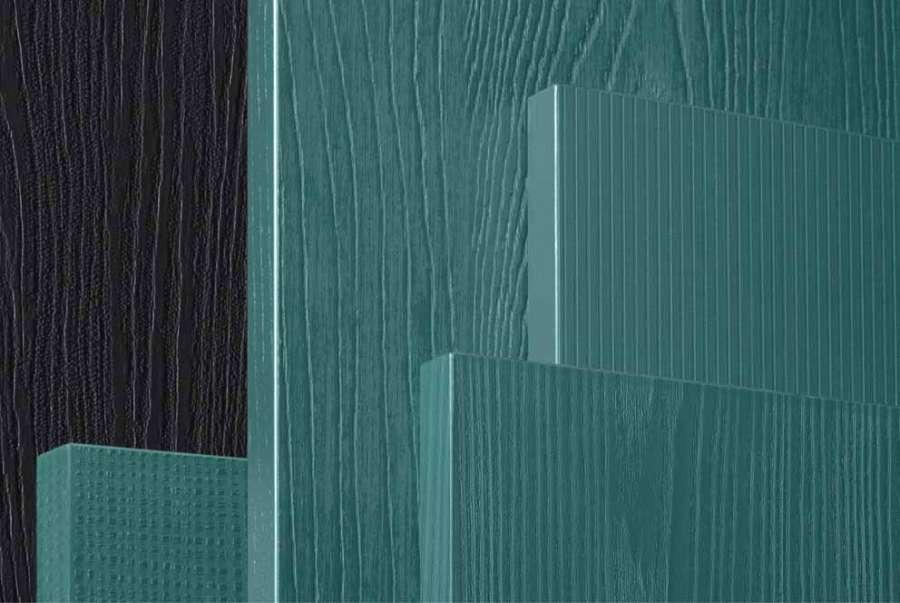 La collezione Solid Colours e la nuova versione sincronizzata della finitura Bruciato di Cleaf 1