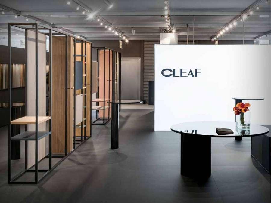 La collezione Solid Colours e la nuova versione sincronizzata della finitura Bruciato di Cleaf 3