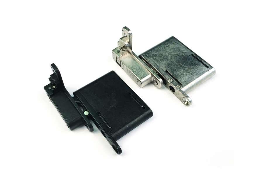 Effegibrevetti, cerniere per mobili Ankor DS