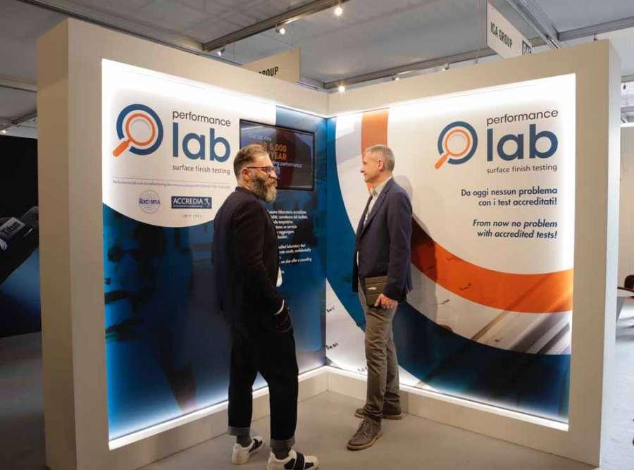 Ica Group al Sicam 2019: vernici S-Matt, vernici BIO e il laboratorio accreditato Performance Lab  2
