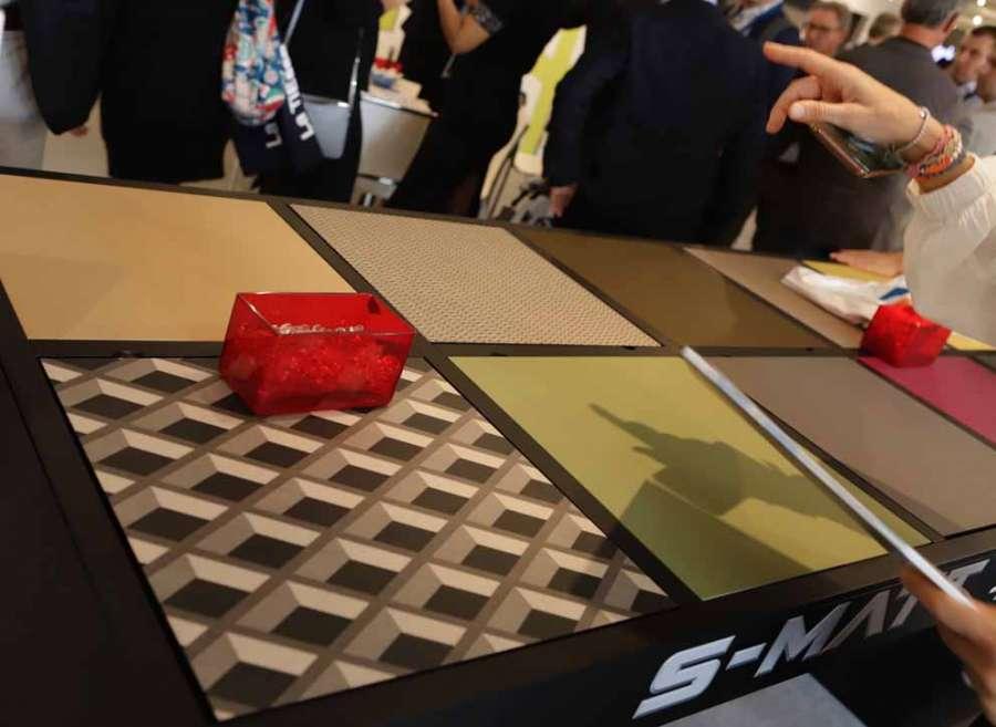 Ica Group al Sicam 2019: vernici S-Matt, vernici BIO e il laboratorio accreditato Performance Lab  3