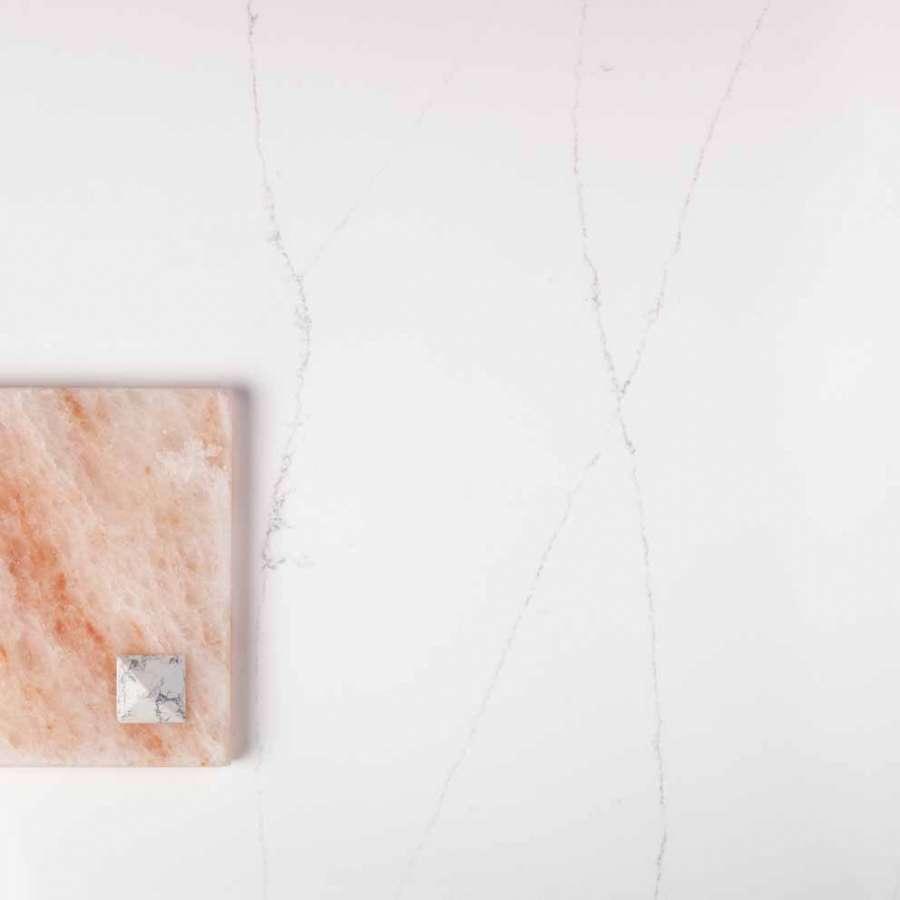 Artistica Collection di Lapitec® nella versione Bianco Vittoria