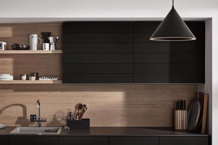 Il nuovo sistema a serrantina Flipdoor di Rehau combina al meglio estetica e funzionalità