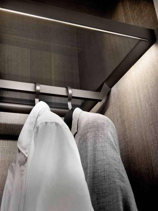 Excessories - Night Collection: die erste Kollektion von Accessoires für Kleiderschränke und begehbare Kleiderschränke von Salice 3