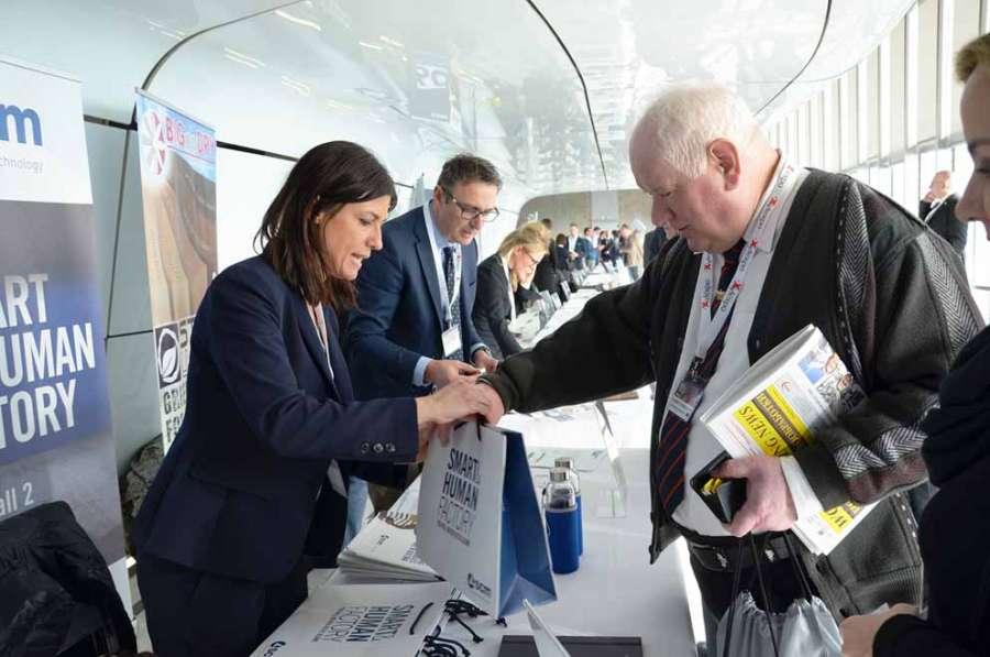 Xylexpo 2020: alcuni top exhibitors presenti alla conferenza stampa