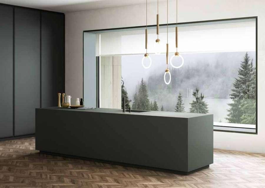 The Dekton® Collection 2020: Dekton® Feroe Kitchen
