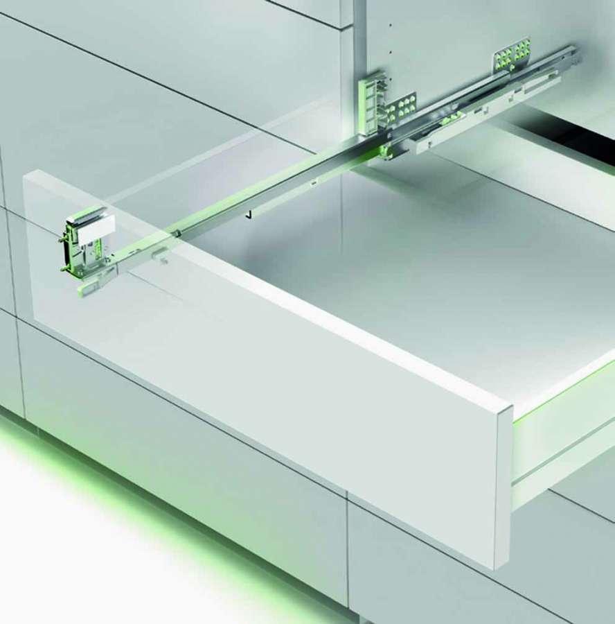 La tecnologia all'avanguardia del sistema per cassetti Ten2 di Fgv