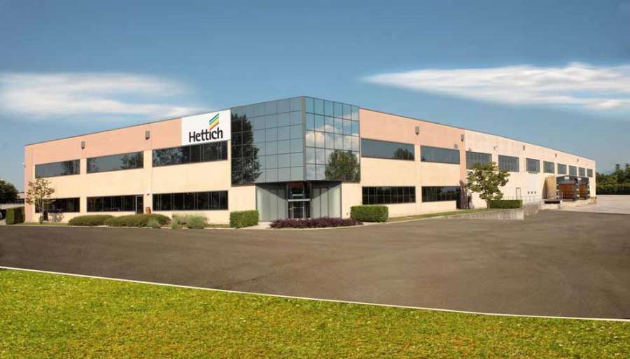 Hettich Italia headquarters in Cimadolmo (TV)