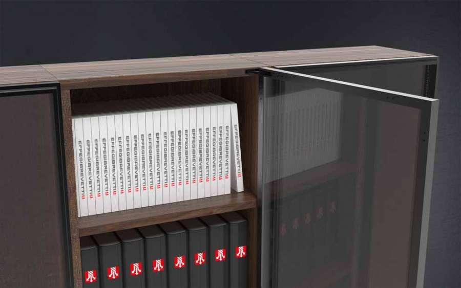 Ankor DS-30, la innovadora bisagra oculta para puertas con bisagras.