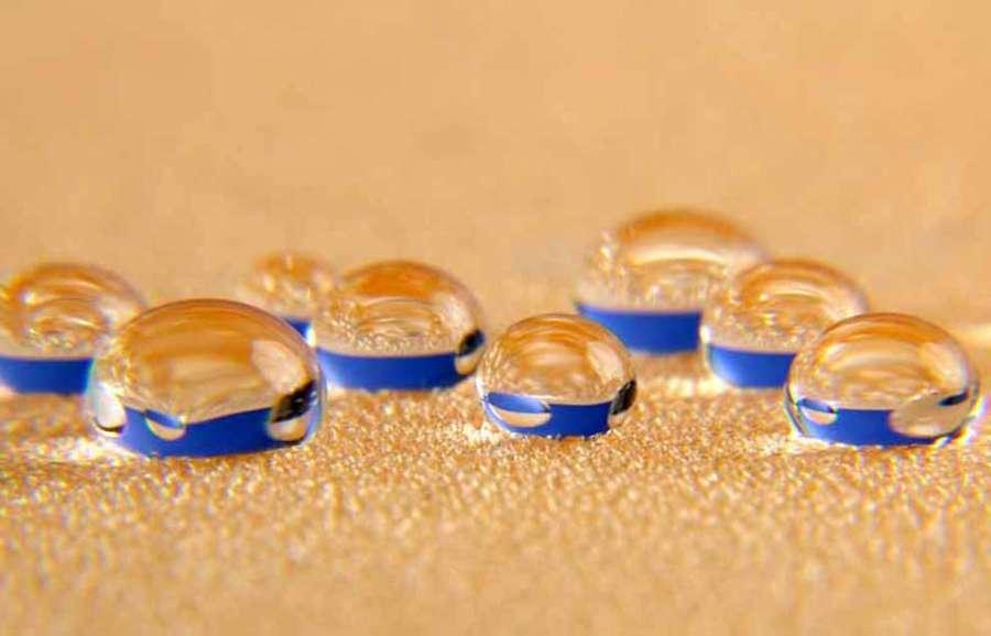 Dryflex di Pelma, il primo poliuretano espanso flessibile idrofobico