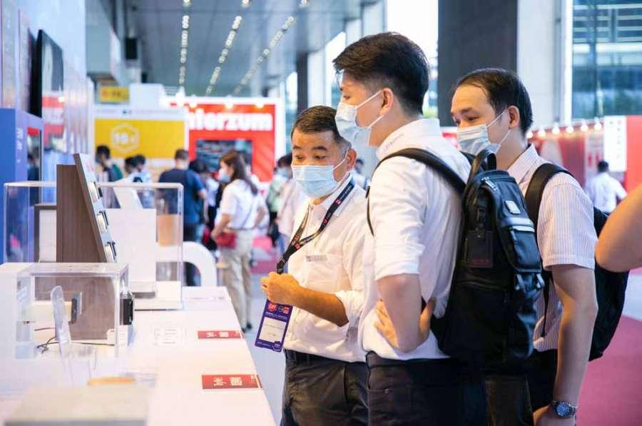 The CIFM/interzum guangzhou 2020 trade show