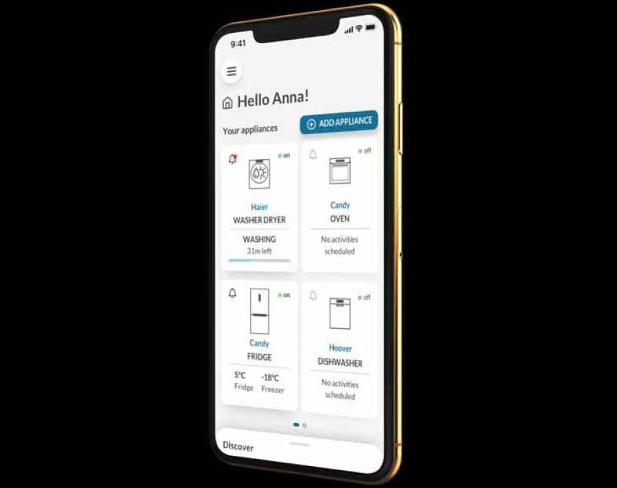 L'app hOn Smart Home di Haier premiata con il Red Dot Award 2020