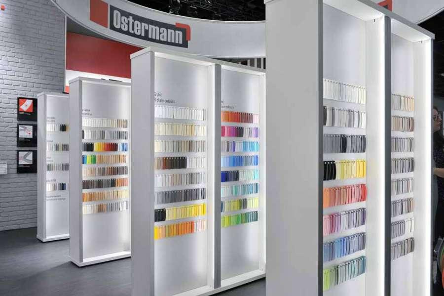 Le ultime novit ostermann in fatto di bordi colle detergenti e profili tecnici per mobili - Bordi per mobili ...