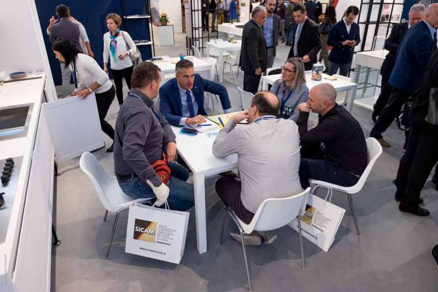 Sicam confirms an increasingly crucial event for the global furniture industry