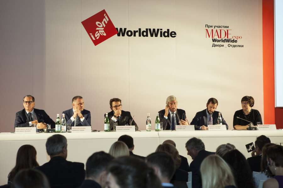 I Saloni WorldWide Moscow 2017 vincono la sfida del mercato russo 2