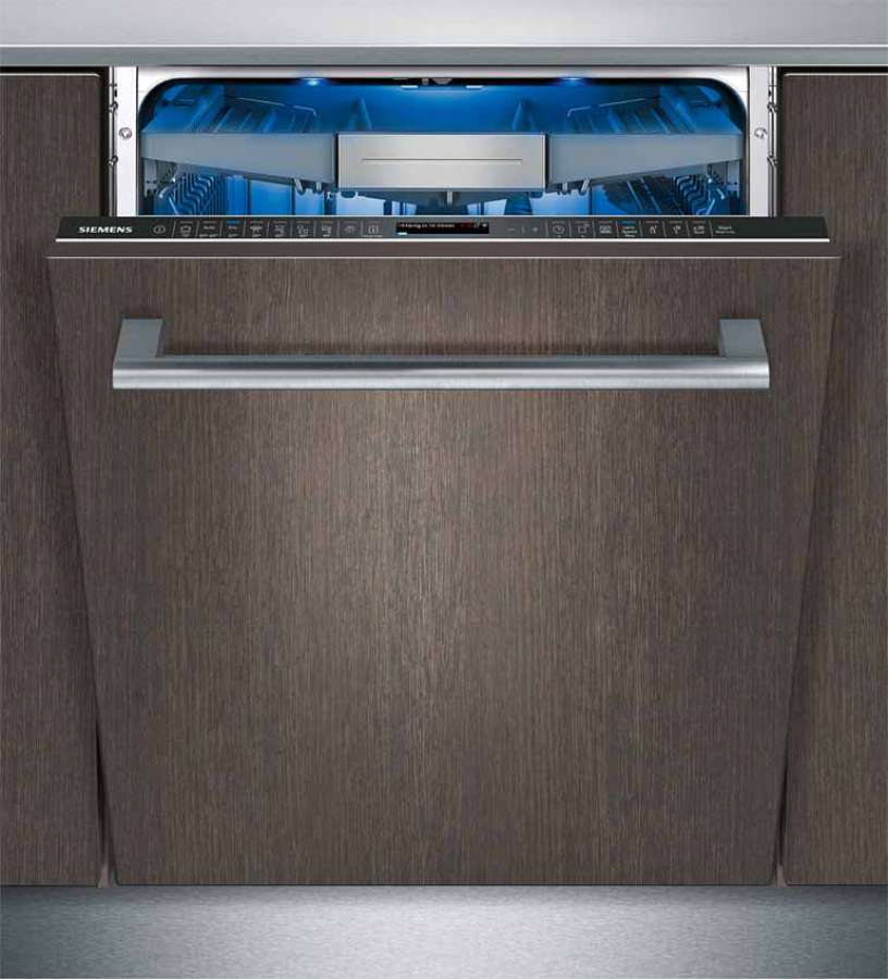 Dishwasher with Siemens brilliantShine system 1
