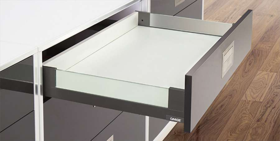 Framebox, cassetto carenato slim