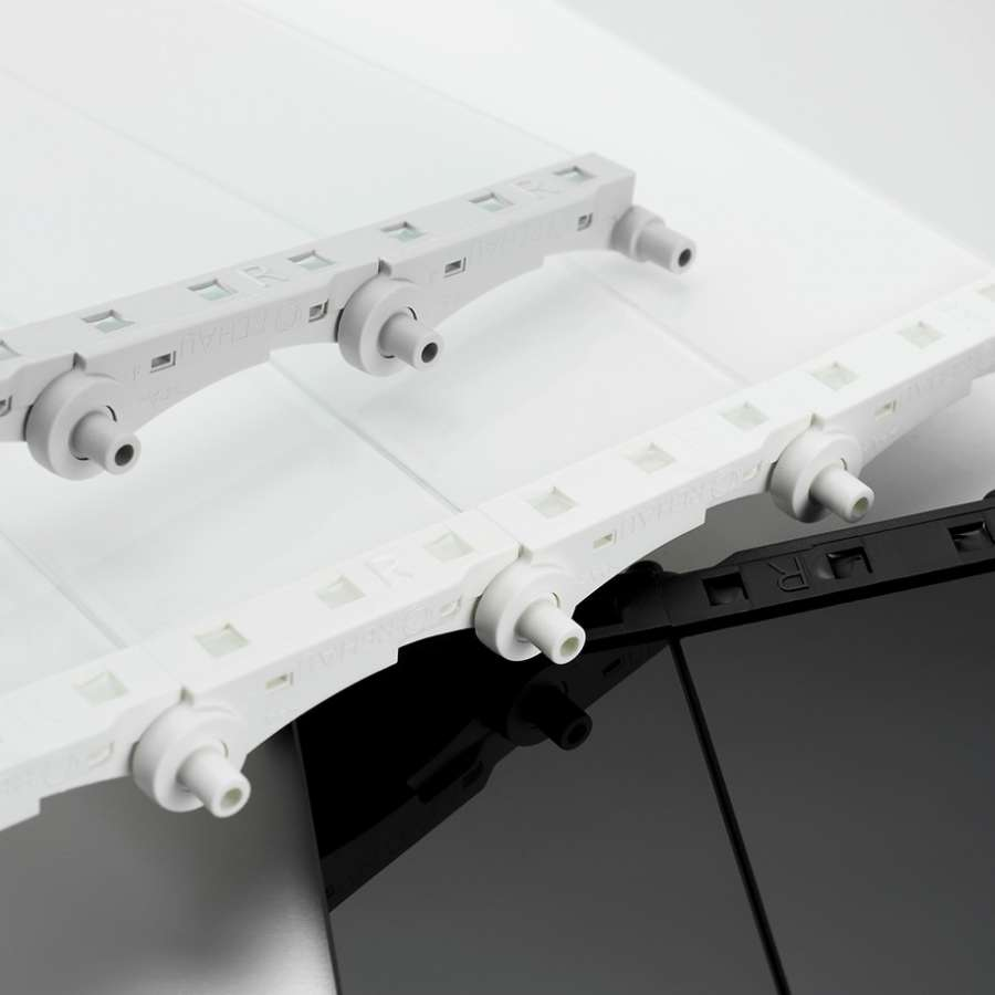 Sistemi a serrandina per mobili Rauvolet di Rehau: funzionalità e design 1