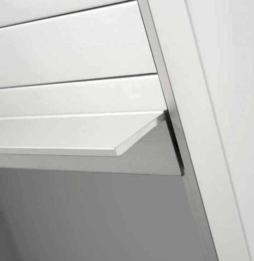 Sistemi a serrandina per mobili Rauvolet di Rehau: funzionalità e design 3