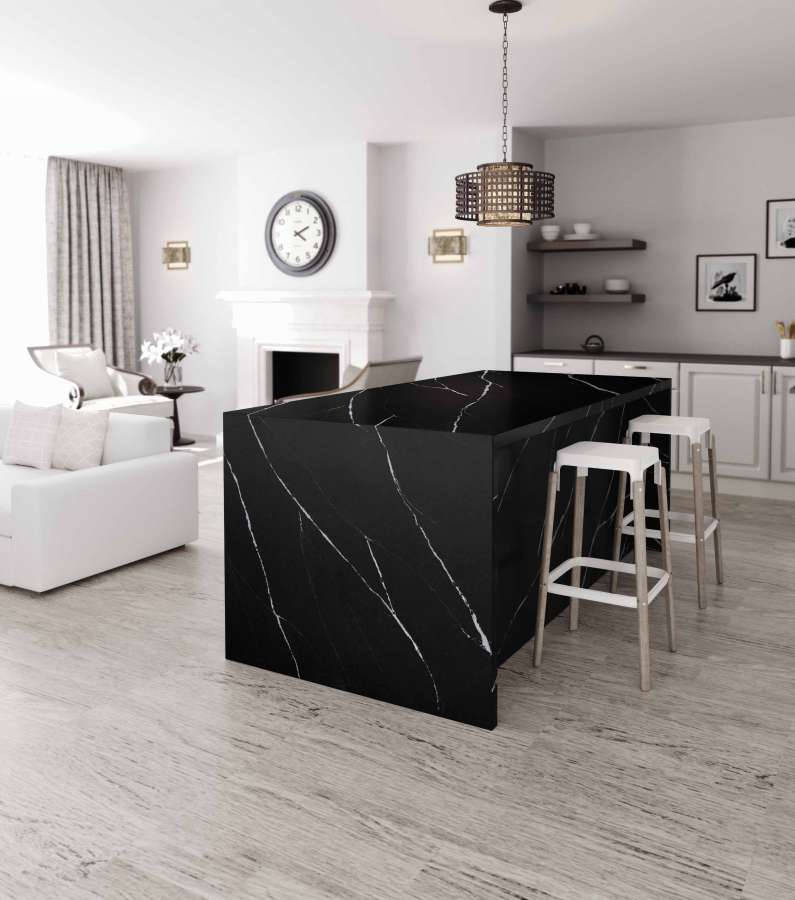 Silestone Kitchen - Eternal Marquina