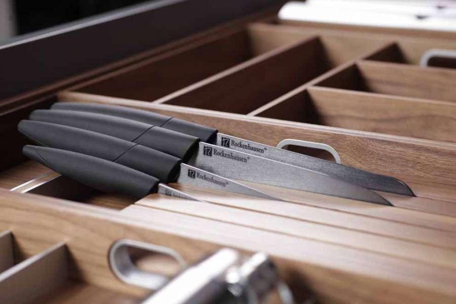 Holzwerk Rockenhausen: sistemi su misura per cassetti e mobili base 0