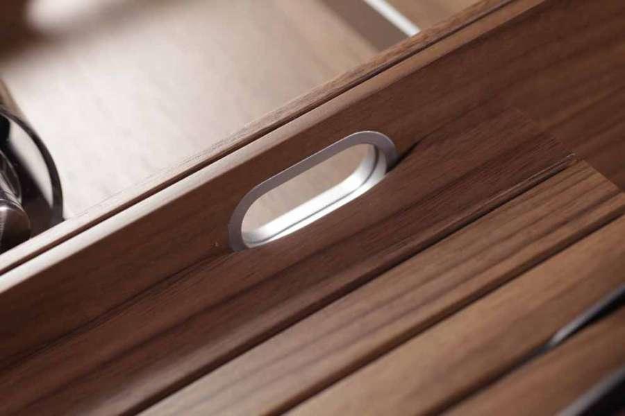 Holzwerk Rockenhausen: sistemi su misura per cassetti e mobili base 1