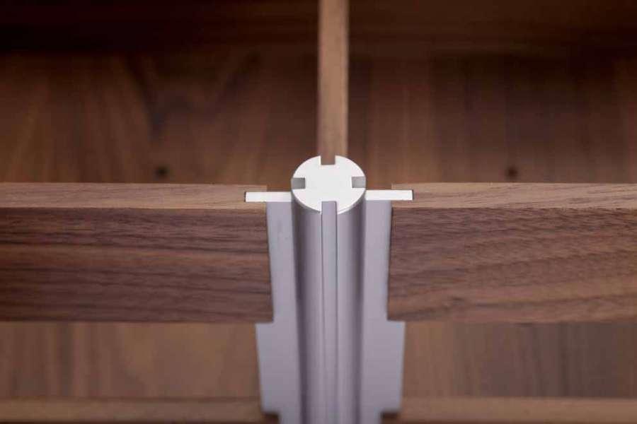 Holzwerk Rockenhausen: sistemi su misura per cassetti e mobili base 2